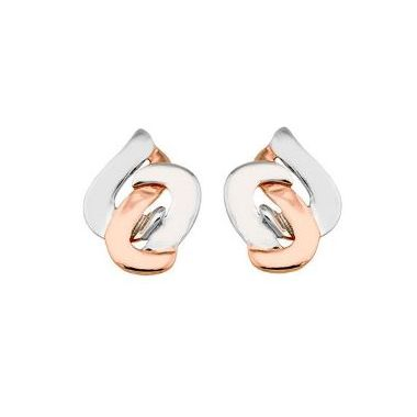 Jorge Revilla 925 Sterling Silver Stud Fashion Earirings