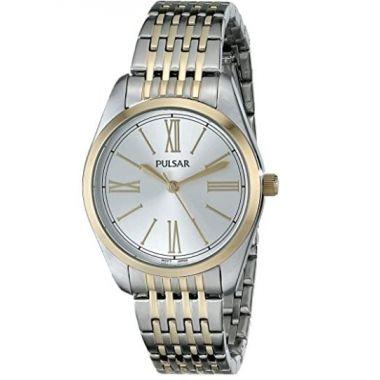 Pulsar Two Tone Dress Watch