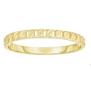 14k Yellow Gold Fashion Ring