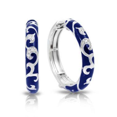 Belle Etoile Royale Blue Hoops