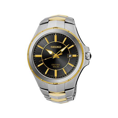 Coutura Solar Mens Watch