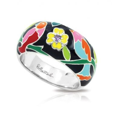 Belle Etoile Constellations: Song Bird Ring Size 7