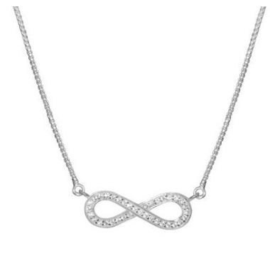 Charles Garnier MAYA NECKLACE CZ TIMELESS