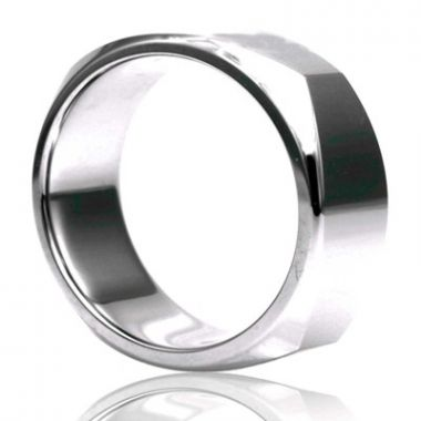 Tungsten Gents Wedding Band 8mm
